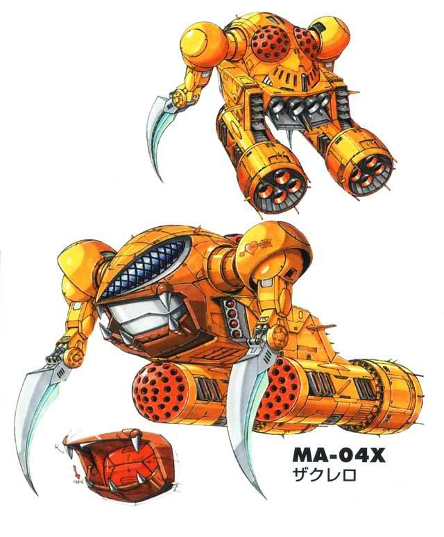 MA-04X Zakrello