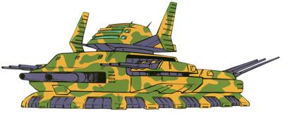 Big Tray-class battleship