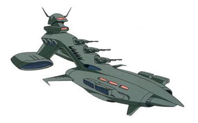 "Musai-class light cruiser ""Falmel"""