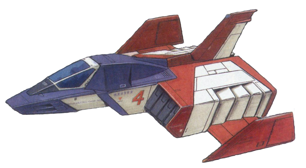 FF-X7 Core Fighter from MS-V