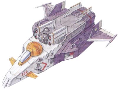 G-Fighter Bomber Type