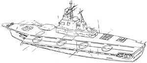 Himalaya-class aircraft carrier