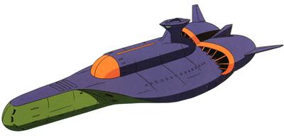 Jukon-class combat submarine