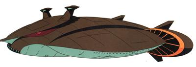 Mad Angler-class submarine