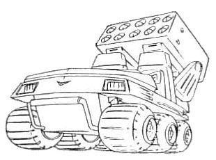 Missile Buggy