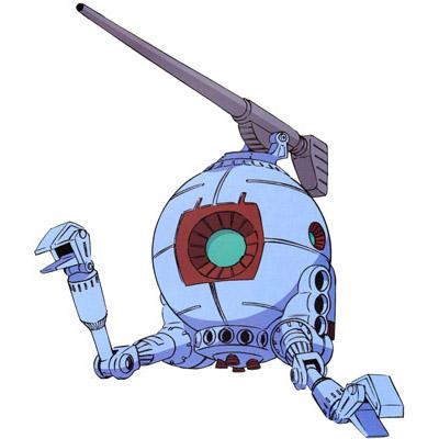 RG-79 Ball Mobile Suit Gundam version