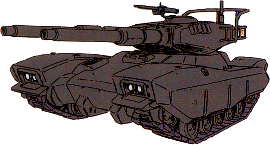 Type 61 MBT from The 08th MS Team