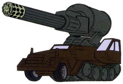 Vulcan Armoured Car