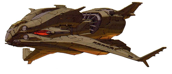 Zanzibar-class mobile cruiser from Advance of Zeta